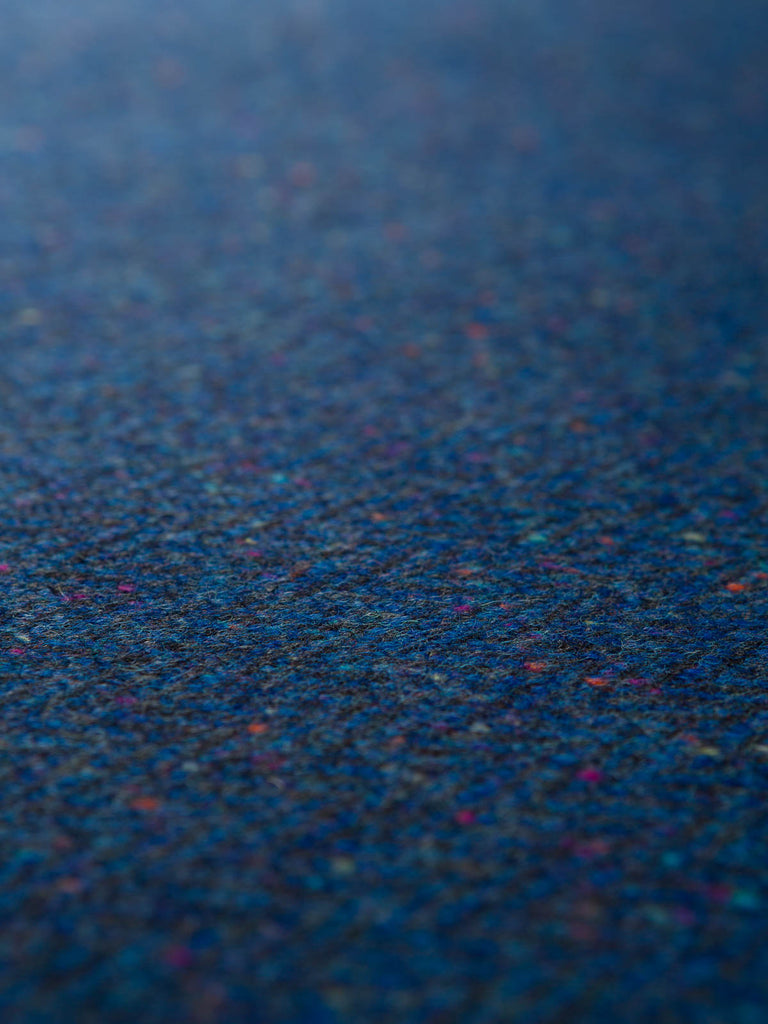 Rainbow River - Herringbone Donegal Tweed