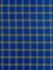 Blue Seas and Sunny Skies Plaid - Fabworks Online