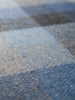 Rock Pool - Donegal Herringbone Check - Fabworks Online