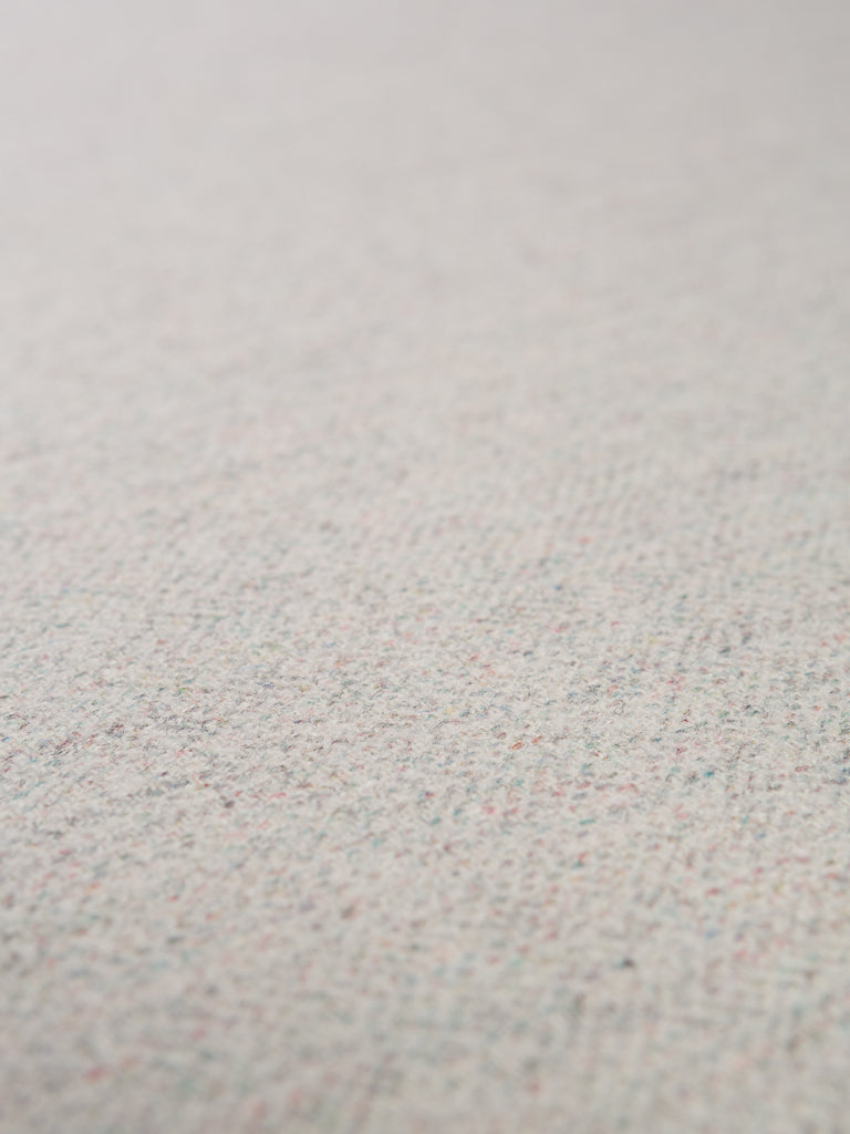 Perfect Pastel Herringbone - Yorkshire Tweed