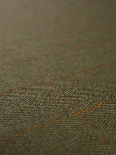 Gamekeeper Check Herringbone - Yorkshire Tweed