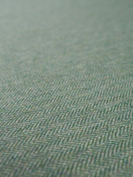 Moonlit Spruce Herringbone - Yorkshire Tweed