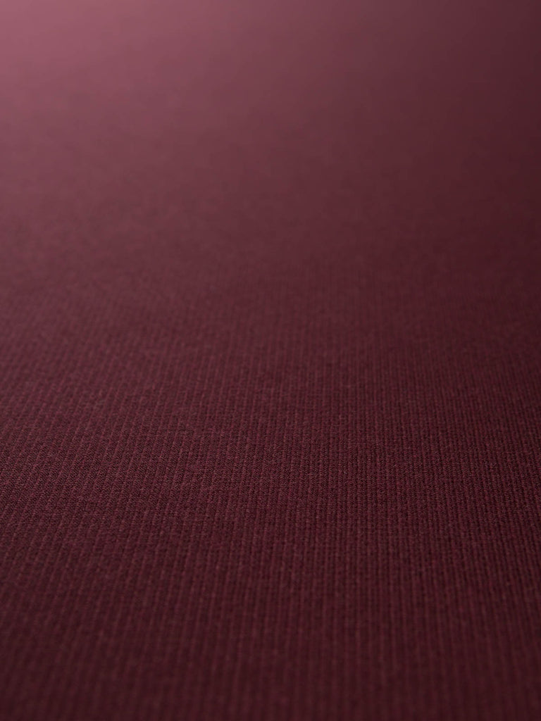 Spiced Wine - Padded Wool Twill - Fabworks Online