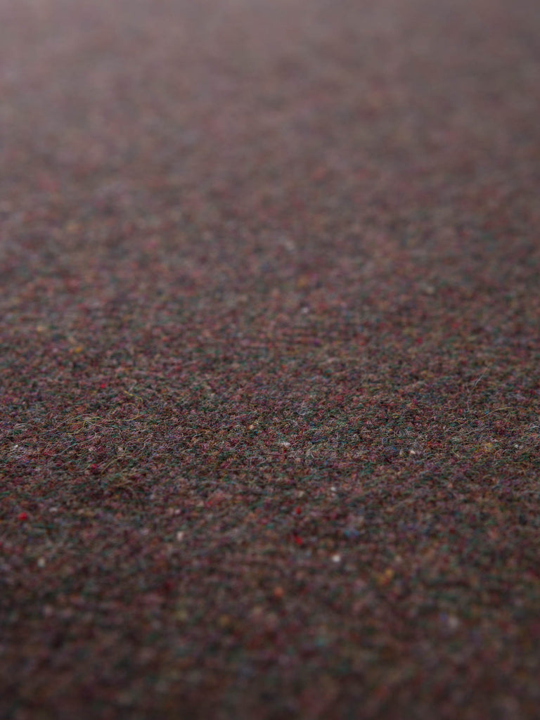 Donegal Dream Herringbone - Yorkshire Tweed - Fabworks Online