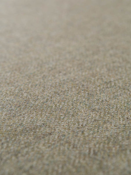 Mist & Moss Herringbone - Yorkshire Tweed