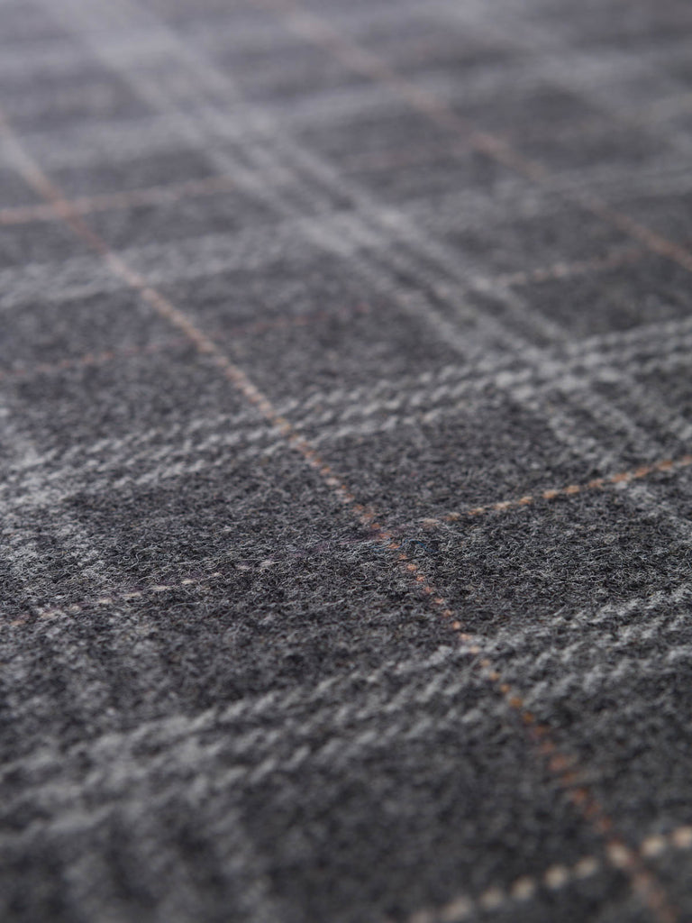 Limestone Plaid - Yorkshire Tweed - Fabworks Online