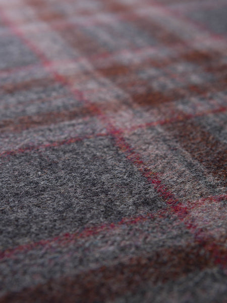 Penistone Plaid - Yorkshire Tweed - Fabworks Online
