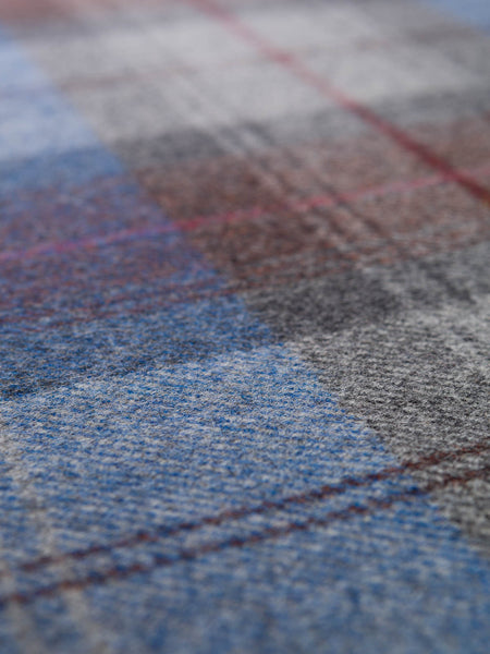 Woodcutters' Plaid - Yorkshire Tweed - Fabworks Online