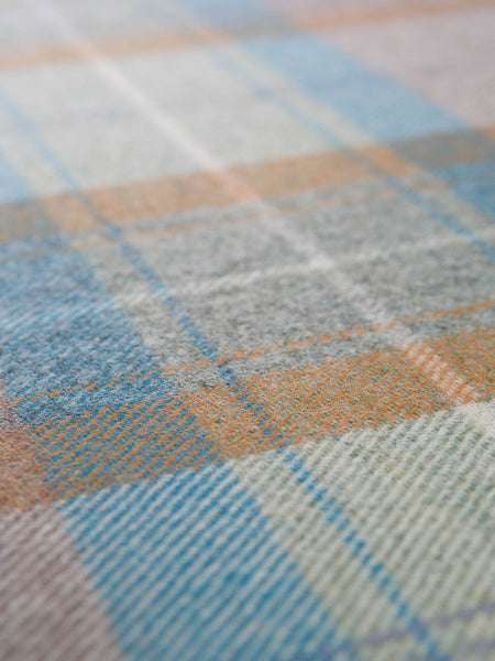 Filey Plaid - Yorkshire Tweed - Fabworks Online