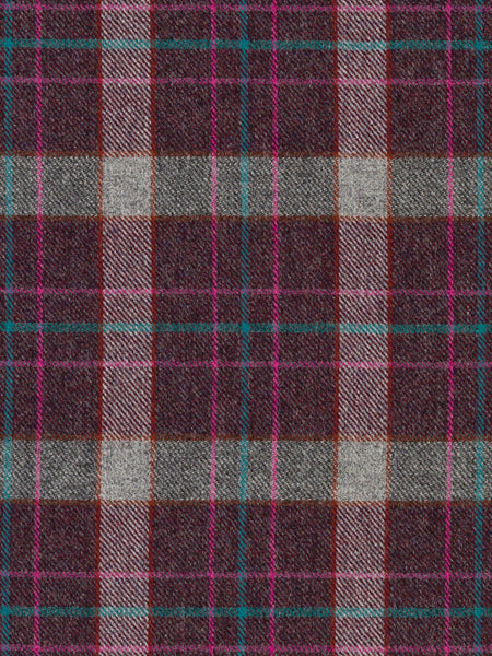 Inverewe Plaid - Yorkshire Tweed
