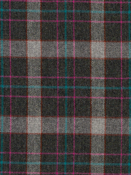 Lochside View Check - Yorkshire Tweed