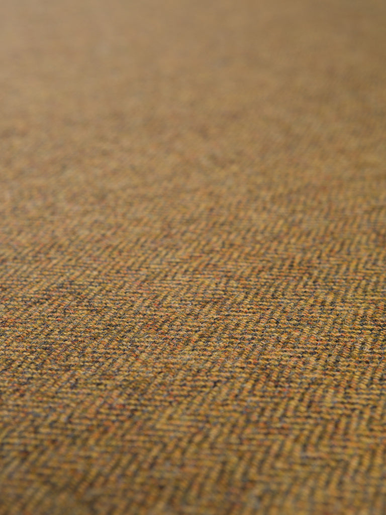 Fields of Gold Herringbone - Yorkshire Tweed