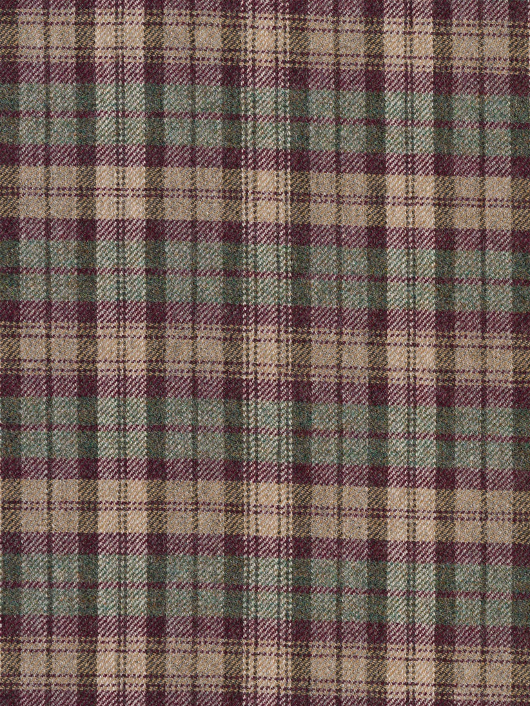 Grinton Moorland Check - Yorkshire Tweed