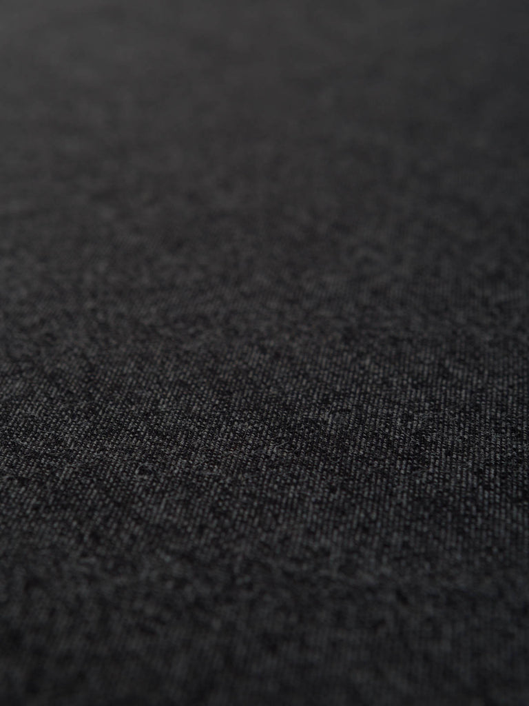 Speckled Granite Twill - Wool Coating