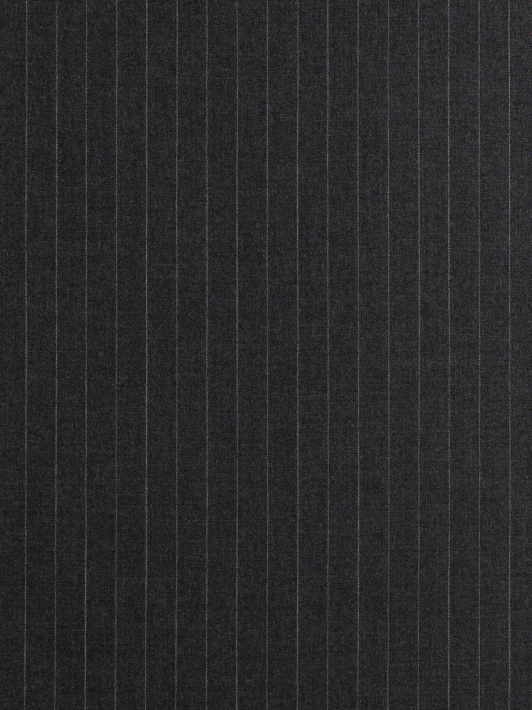 Classic Grey Pinstripe - Fabworks Online