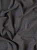Pin Check Monochrome - Wool Suiting - Fabworks Online