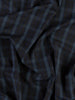 Nom de Plume Check - Stretch Suiting - Fabworks Online