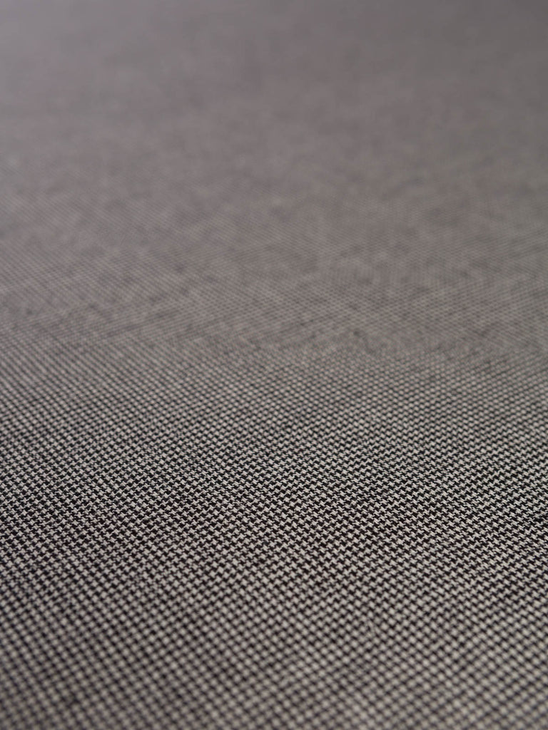 Mono & Micro - Four Pointed Star Wool Suiting - Fabworks Online