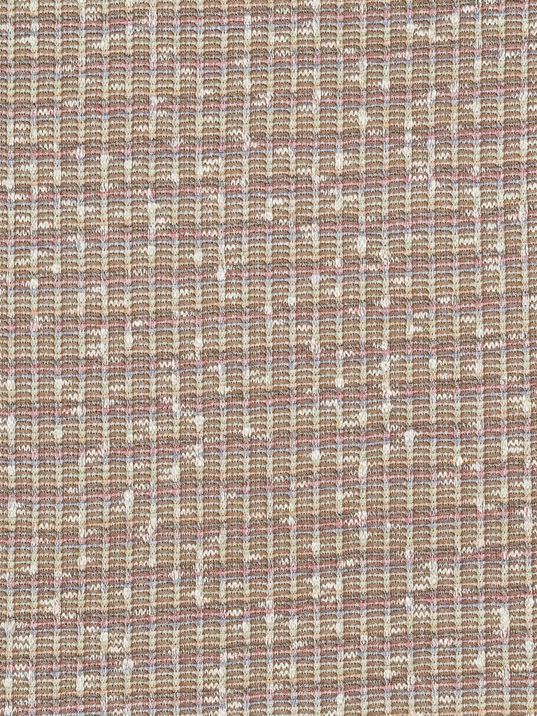 Soft Rainbow Sparkle Knit - Taupe Mix - Fabworks Online