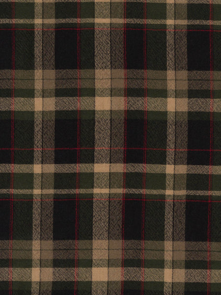AVOCA Classic Plaid – Green - Fabworks Online
