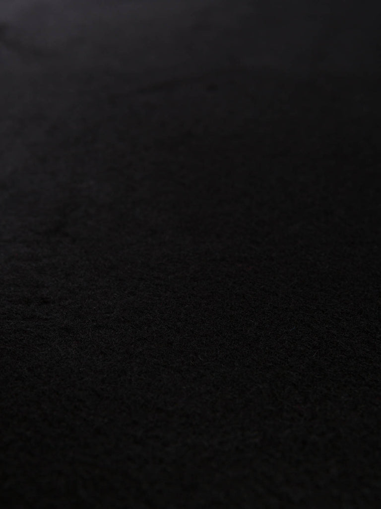 Black Truffle - Luxury Mohair & Wool Coating - Fabworks Online