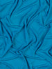 True Turquoise - Slinky Viscose Single Jersey