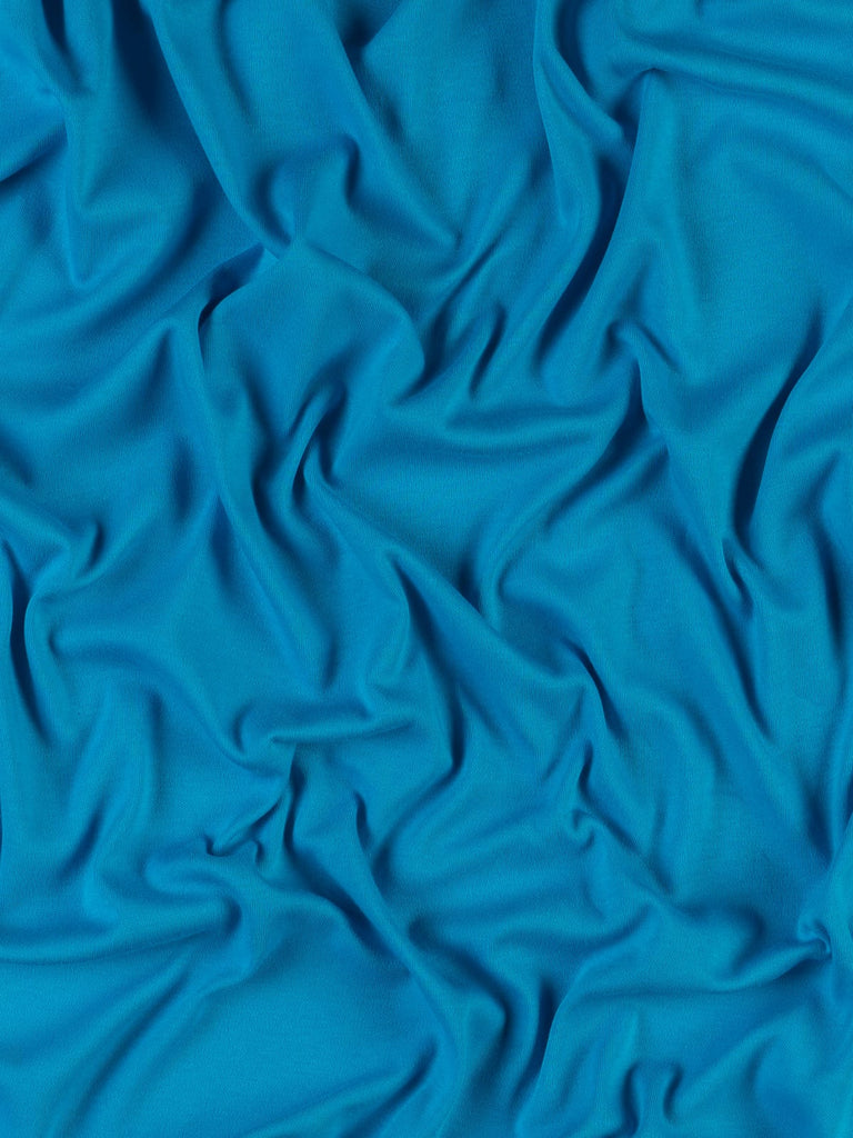 Extra Soft - Cotton Interlock (Turquoise)
