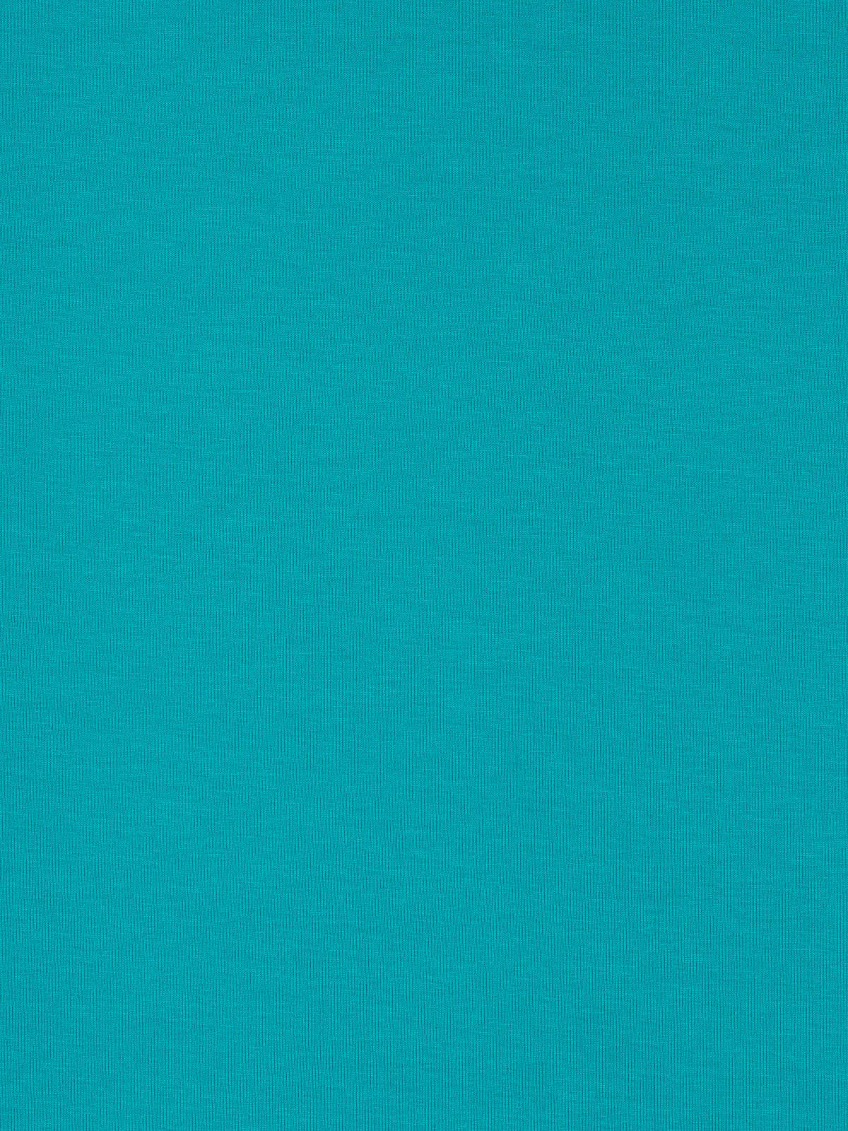 5f9d27feac6 Lightweight fine cotton and viscose jersey fabric. No pattern – turquoise