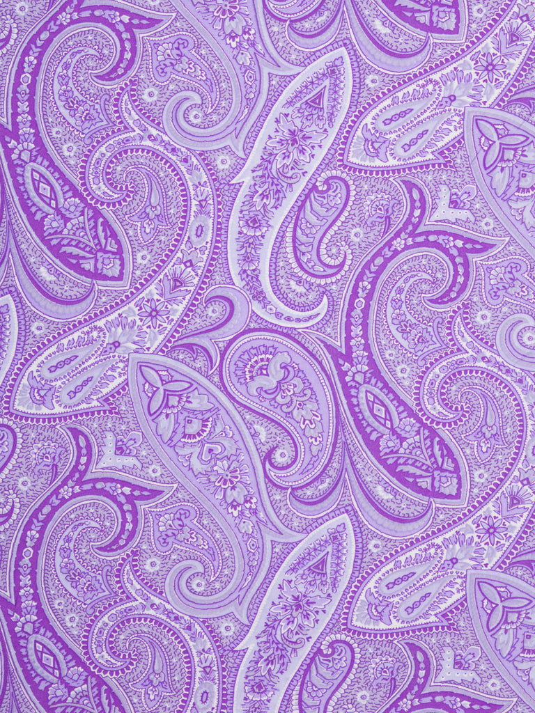 Paisley – Purple and Lilac
