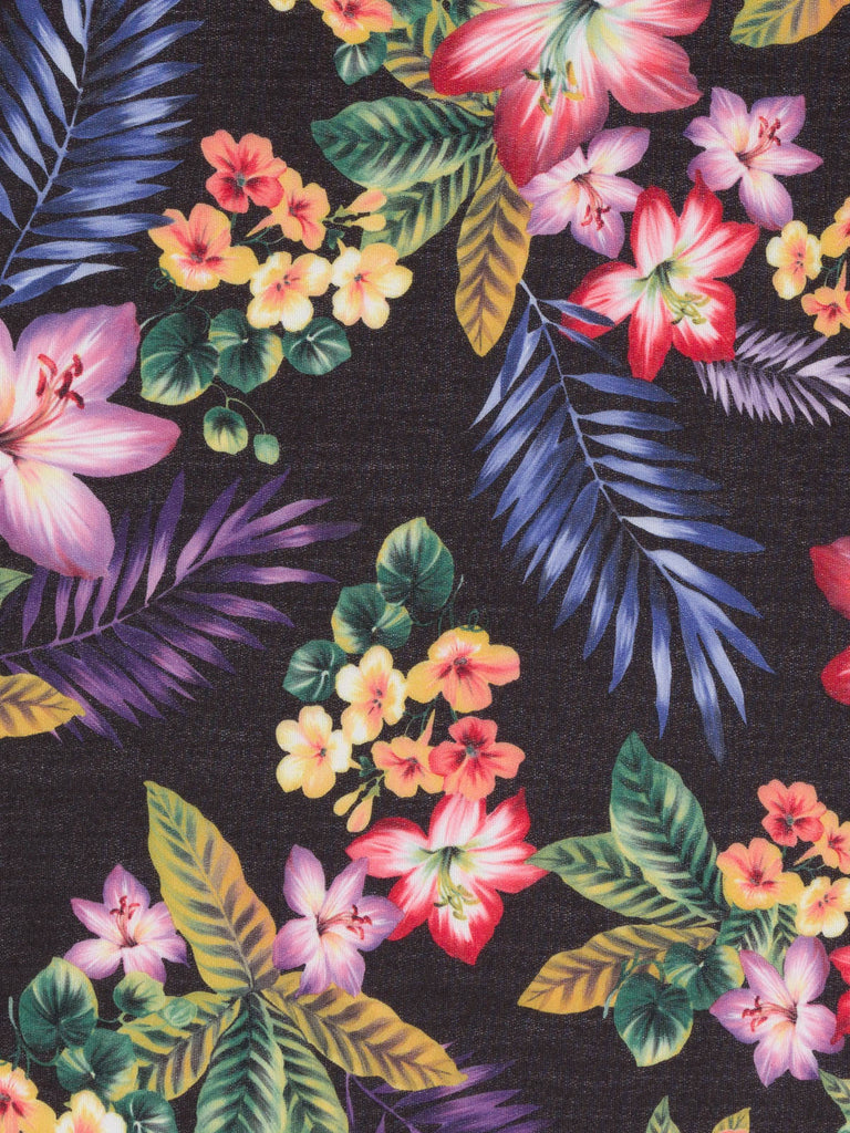 Tropical Punch Single Jersey - Fabworks Online