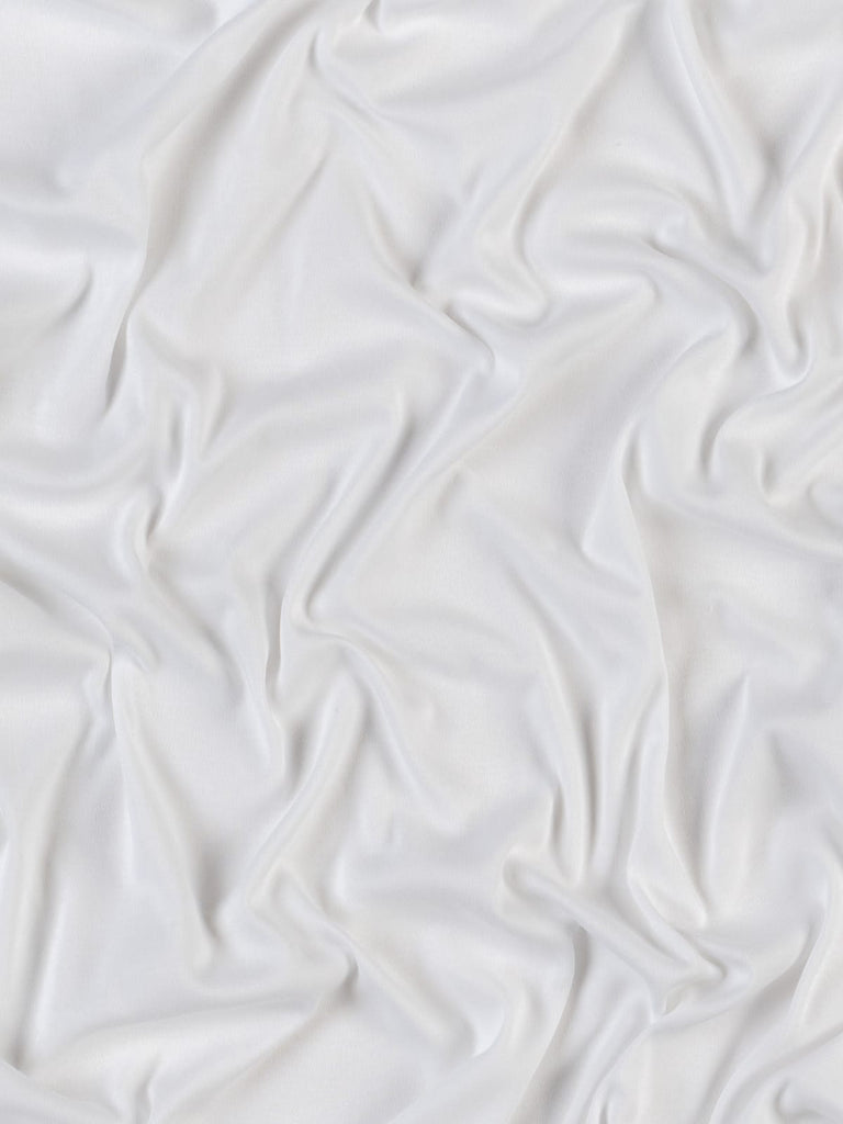 Extra Soft - Cotton Interlock (White)