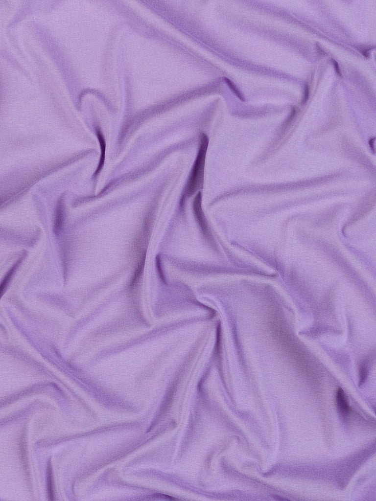 100% Cotton Soft Single Jersey - Lilac Blossom