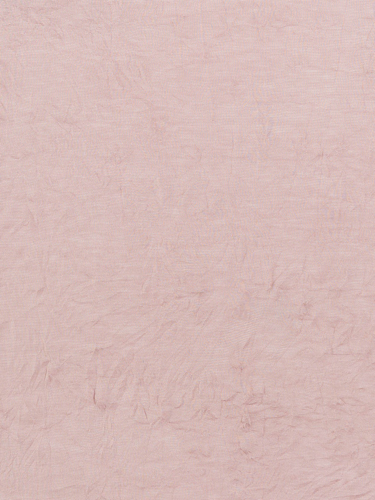 Blush Pink Silky Crinkle Jersey