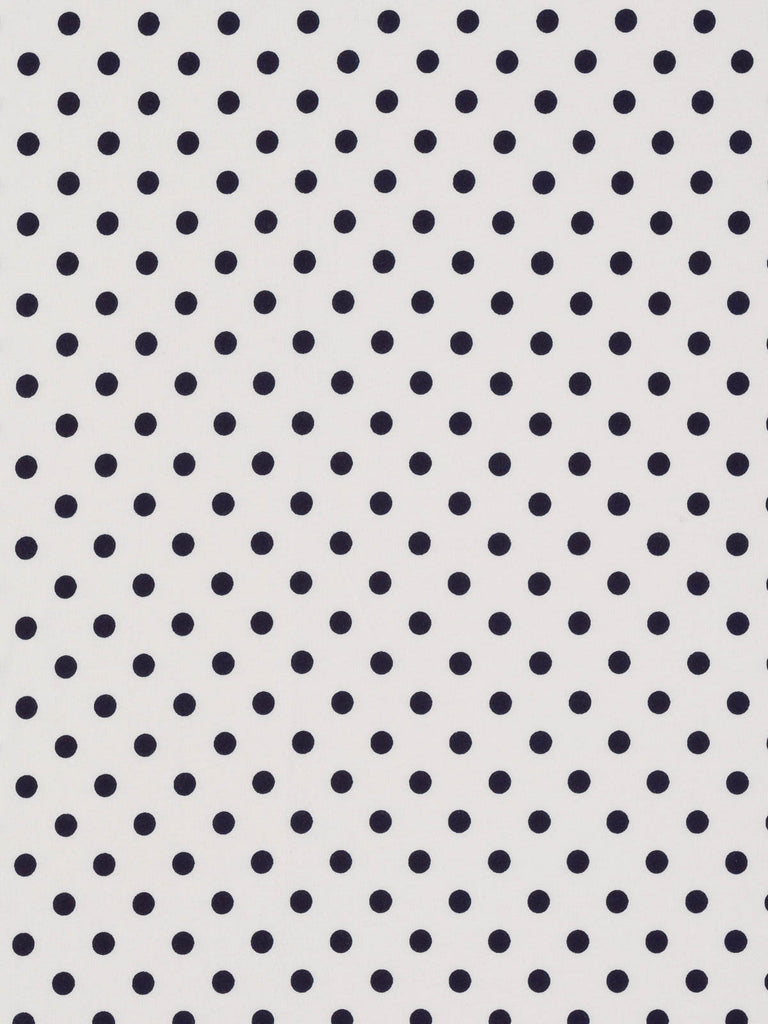 Fresh Polka Dot - Navy
