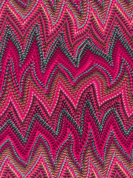 Abstract Missoni Chevron - Fabworks Online