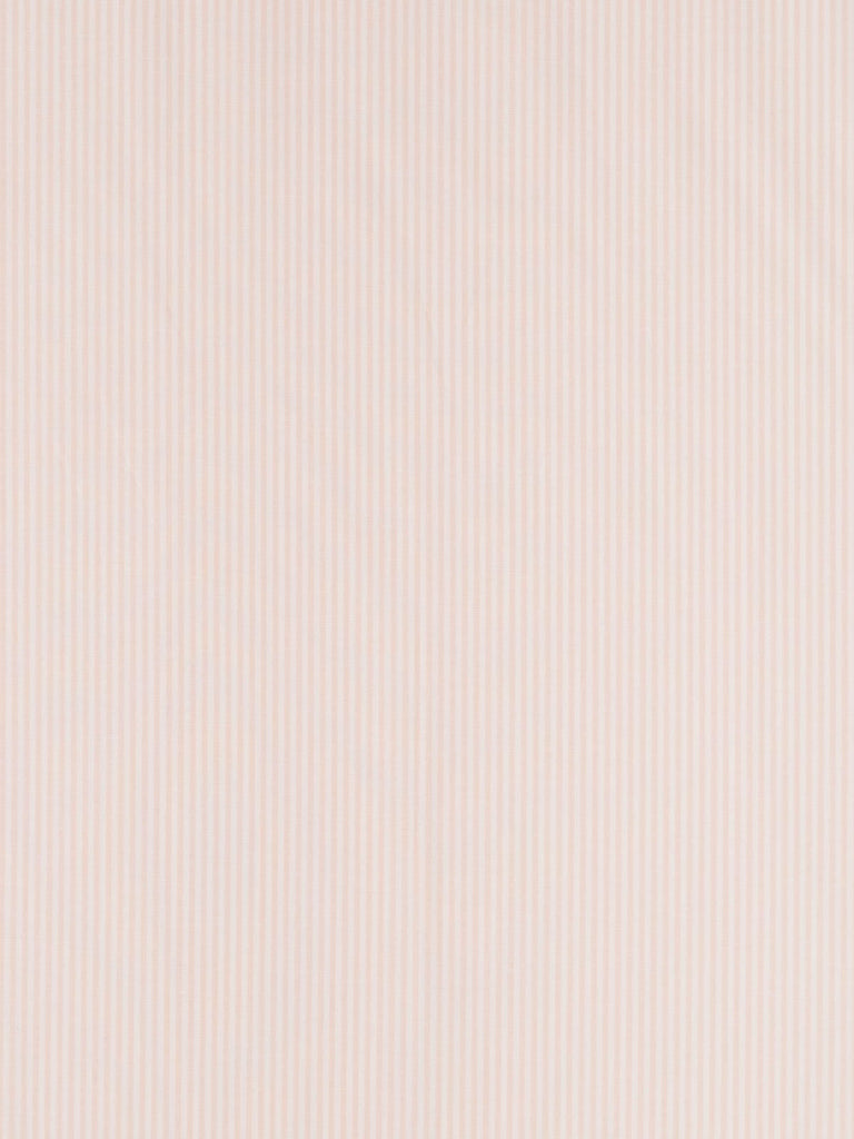 Narrow Stripes – Salmon Pink and White - Fabworks Online