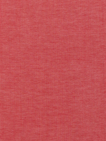 Rich Red and Beige Stripe - Cotton Voile - Fabworks Online