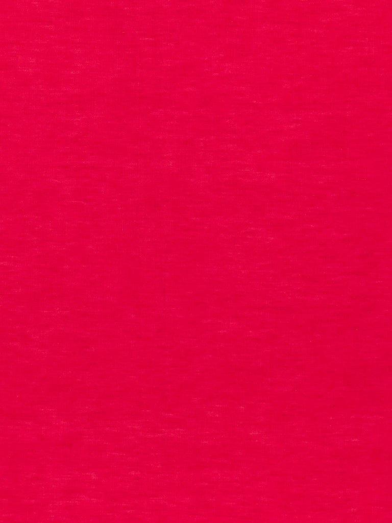 Dusty Red Coral - Linen & Cotton - Fabworks Online