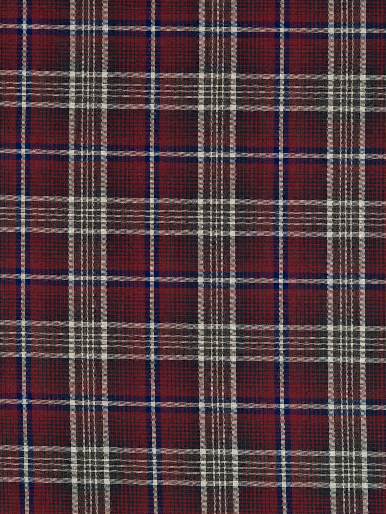 Spiced Berry Plaid - Fabworks Online