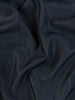 Navy Space Dye Silky Smooth Denim