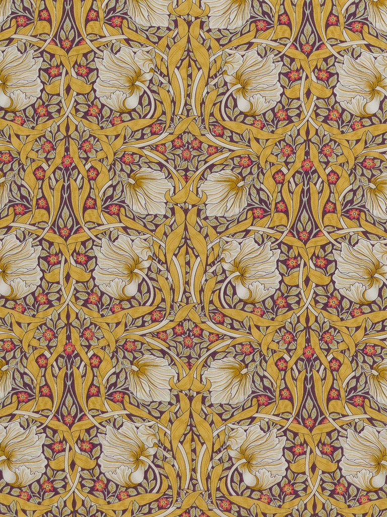 Liberty - William Morris 'Pimpernel' - Fabworks Online