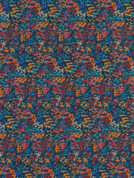 Liberty - Virginia Meadow- Autumn (Cotton Flannel) - Fabworks Online