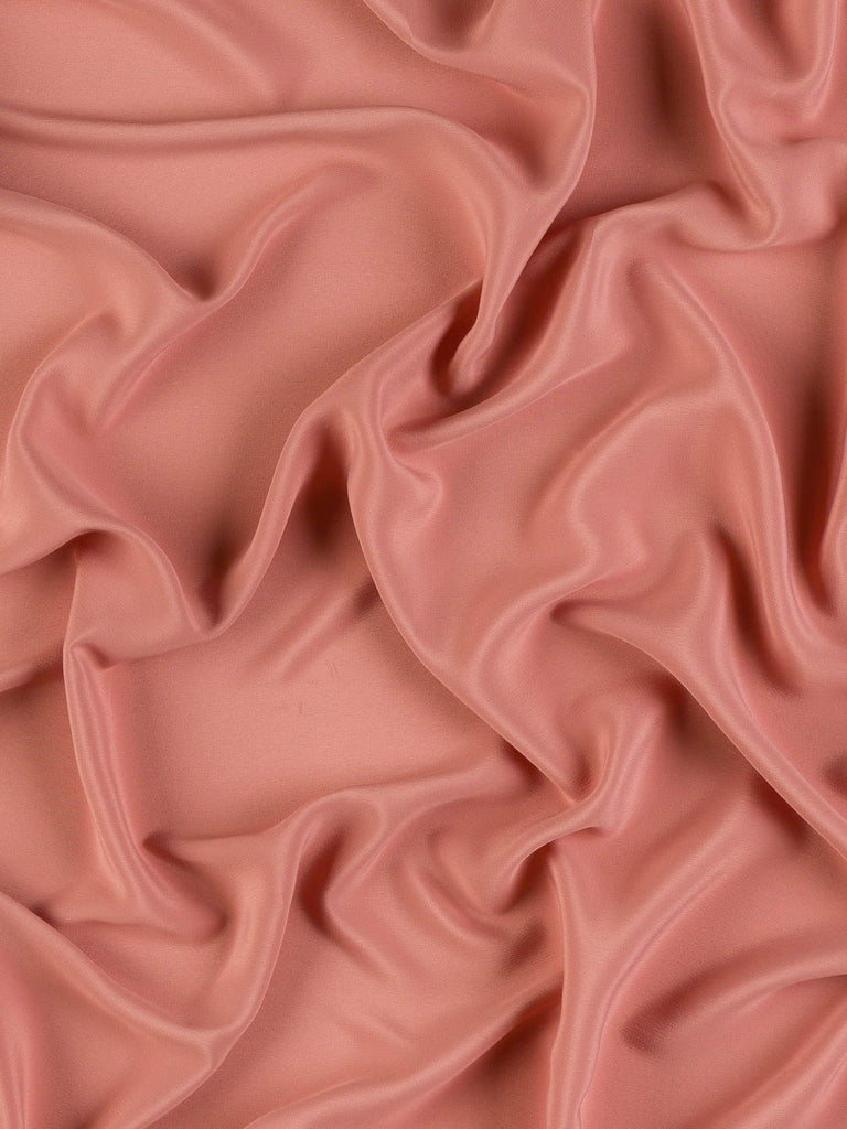 Oh So Soft Crepe de Chine - Vintage Rose
