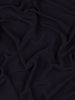 Oh So Soft Crepe de Chine - Nightfall Navy
