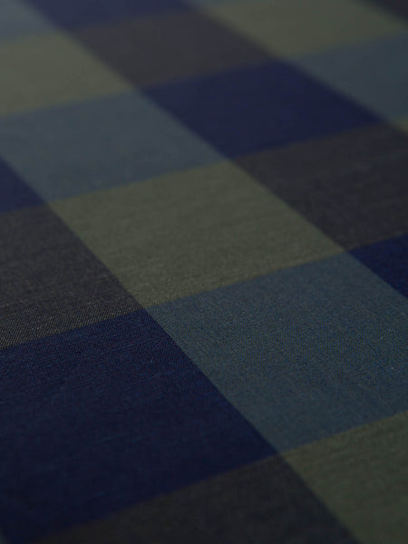 Fjord Check - Linen & Cotton