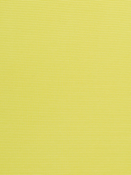 3mm Ribbed Ponte - Lime