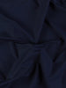 Chic Navy - Superfine Cotton Shirting - Fabworks Online