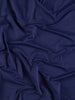 Superfine French Navy Twill Gaberdine - Fabworks Online