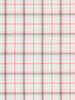 Sunset Check - Cotton Poplin