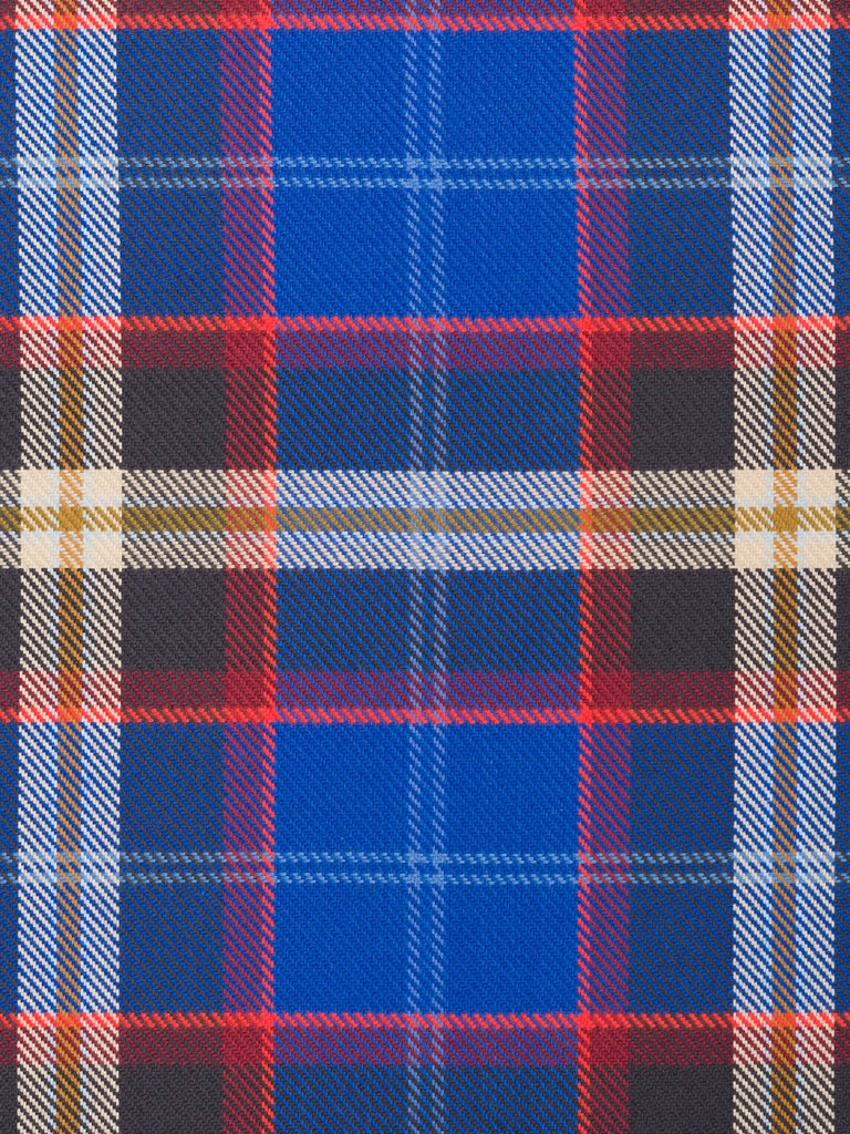 Viv's Iberian Plaid - Heavy Cotton Twill - Fabworks Online